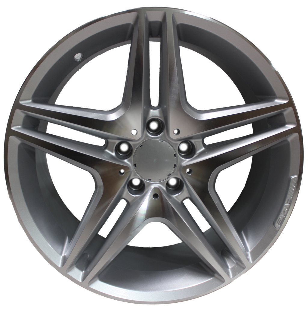 18 Inch Rims Fit Mercedes S600 S500 S550 S63 S400 S450 S350 CL550 CL500 S Class Wheels