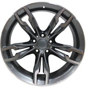 20 Inch Rims Fit BMW 3 Series 4 Series 5 Series 6 Series 7 Series 2020 550M Wheels