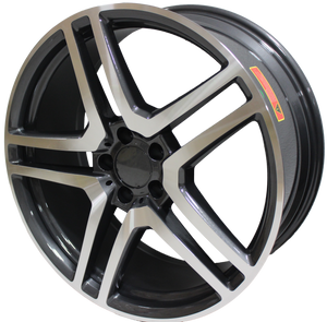 20 Inch Rims Fit Mercedes S600 S500 S550 S63 S400 S450 S350 Rims CL S Class Black Wheels