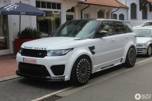 21 Inch Rims Range Rover HSE Sport SVR LR3 LR4 & HSE Wheels Black Machined Face