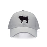 The Black Pug Baseball Cap - The Black Pug