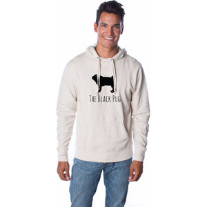 The Black Pug Original Unisex Hoodie - The Black Pug