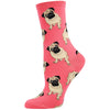 Socksmith Brand - Women's Pug Socks - The Black Pug
