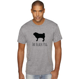 The Black Pug - Unisex T-Shirt - The Black Pug
