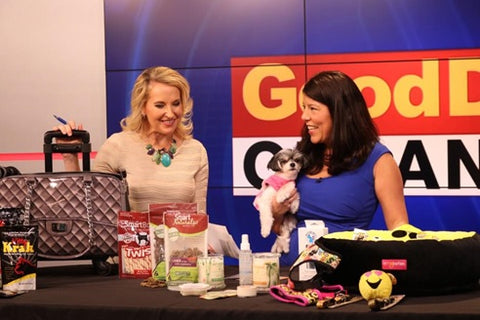 Good Day Orlando Dana Humphrey The Pet Lady Hottest Products from Global Pet Expo