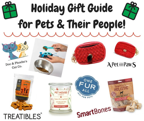 Holiday Gift Guides for Pets and Their People