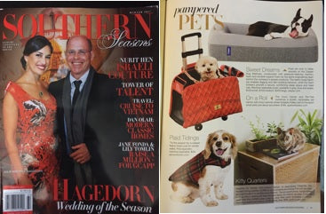 Southern Seasons Magazine Pampered Pet