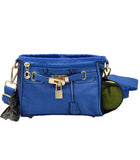 blue Bentley Training Bag for dog treats