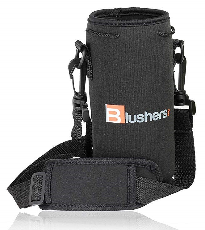 Blushers Travel Mug Carrying Sleeve