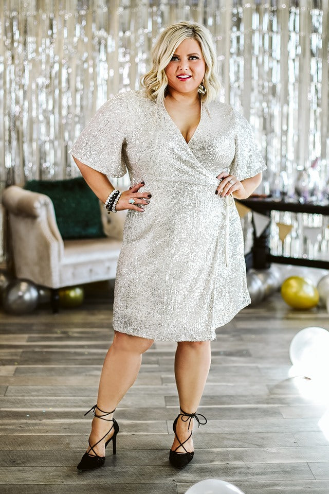 Weddings, Vegas Trips, Cruises--Go Glitzy! Curvy Style Tips from Glitzy Girlz Plus Sized Boutique