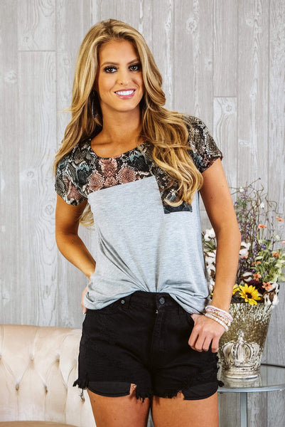 Glitzy Girlz Boutique Better Without Top, Multi
