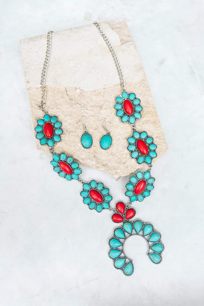 Glitzy Girlz Boutique Bound To Be A Star Squash, Red/Turquoise