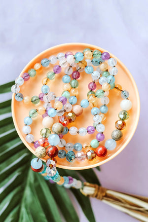 Glitzy Girlz Boutique Color Me Up Necklace