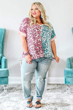 Glitzy Girlz Boutique Curvy Jillian Denim Jean