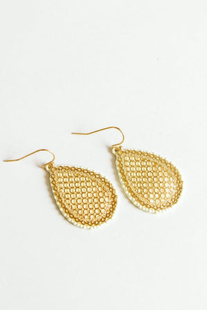 Glitzy Girlz Boutique Just Ask Earrings