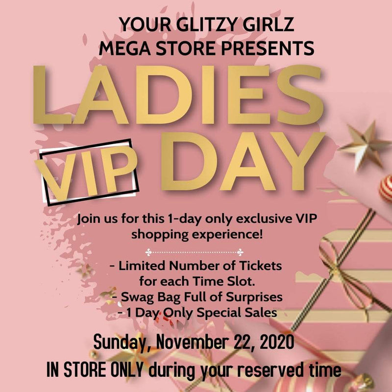 Glitzy Girlz Boutique Ladies Day In-Store Shopping Experience 11/22/2020 12pm-2pm