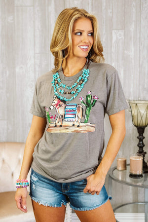 Glitzy Girlz Boutique Stones In The River Necklace Set, Turquoise