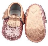 Itzy Ritzy Moc Happens Leather Moccasins