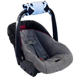 Itzy Ritzy Ritzy Wrap Car Seat Handle Cushion