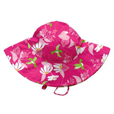 Tropical Brim Sun Protection Hat - Young Vogue - 1