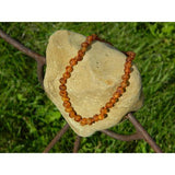 Young Vogue Baltic Amber Necklace