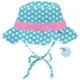 Classic Reversible Ruffle Bucket Sun Protection Hat - Young Vogue - 2
