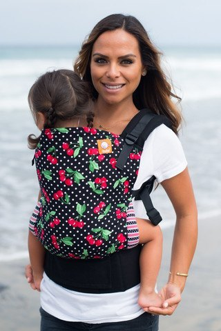 Tula Baby Carrier- Standard - Young Vogue - 1