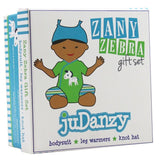 Judanzy Zany Zebra Gift Set - Young Vogue - 2