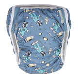 GroVia Swim Diaper - Young Vogue - 2