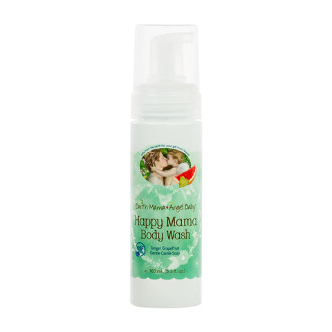Earth Mama Angel Baby Happy Mama Body Wash - Young Vogue