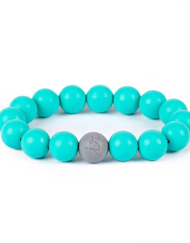 Itzy Ritzy Teething Happens Chewable Mom Jewelry- Bracelet