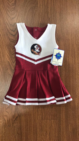 Seminoles Cheerleader Dress