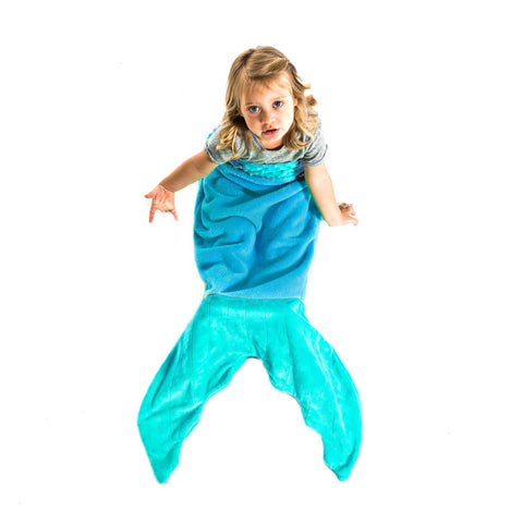 Blankie Tails - Mermaid - Toddler Size - Young Vogue - 1