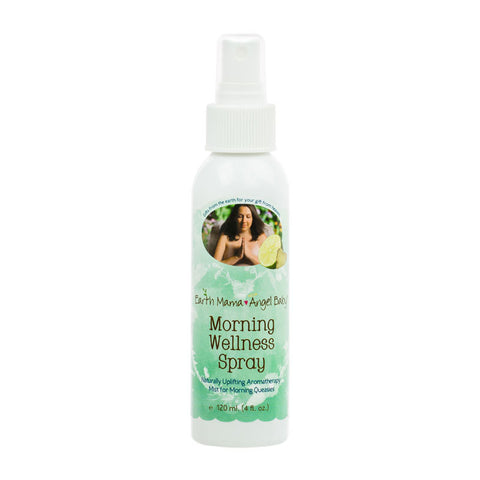 Earth Mama Angel Baby Morning Wellness Spray - Young Vogue