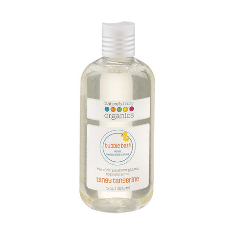 nature's baby organics bubble bath - Young Vogue - 2