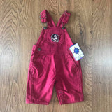 Seminoles Denim Overalls