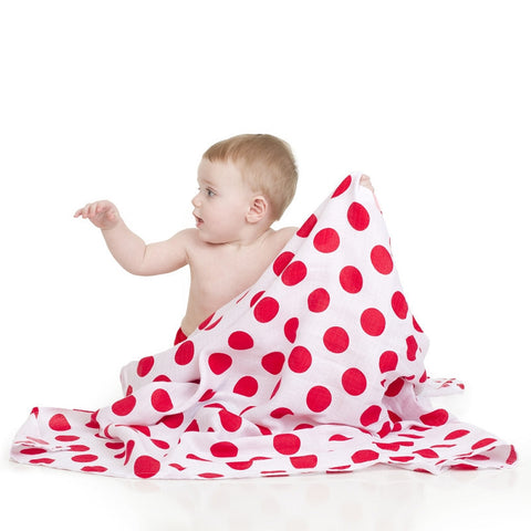 JuDanzy Swaddle Muslin Blankets - Young Vogue - 4