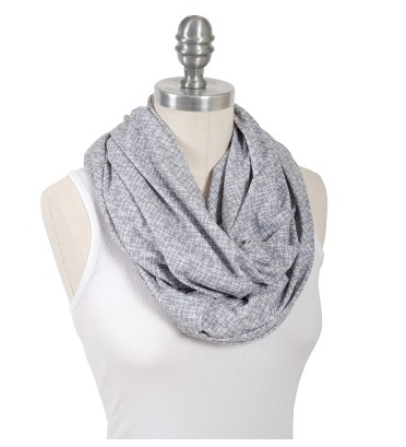 Jersey Bebe Nursing Scarf - Lexington - Young Vogue