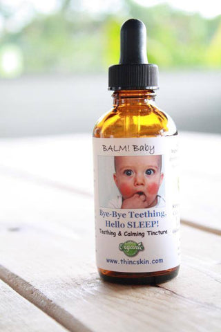 BALM! Baby - Bye-Bye Teething Hello SLEEP! - Young Vogue
