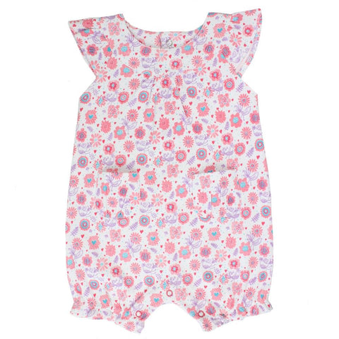 JuDanzy Tweet Bubble Romper