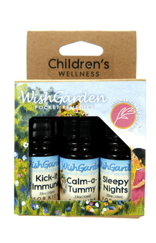 Wish Garden Children's Wellness 3-Pack