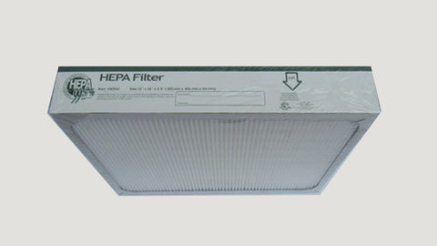 Greentek / Imperial / Generalaire Part # 101813 / 4620 / HF500 / MSCFTR11 / RHF562 HEPA Filter.