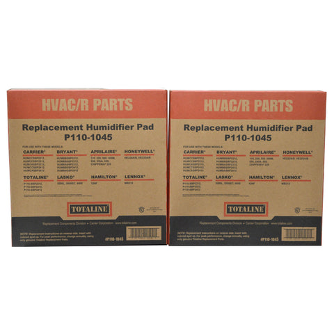Bryant P110-1045 Humidifier Pads. Package of 2