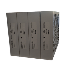 "16x20x4 Furnace Filter 16 x 20 x 3 3/4"" MERV 8. Case of 4."