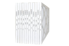 16x30x1 Furnace Filter MERV 8 Pleated Filters. Case of 12