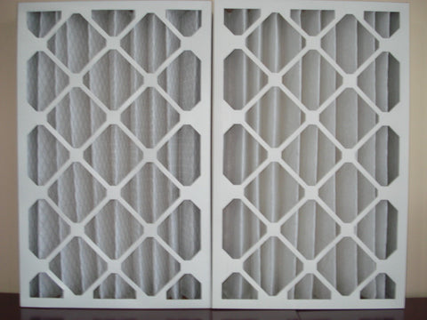 18x24x4 Furnace Filter MERV 8 Pleated Filters. Case of 6.