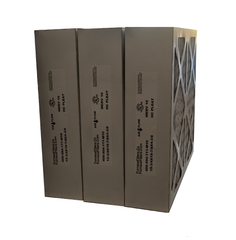"16x20x4 Furnace Filter Replacement Filter, Actual Size 15 7/8"" x 19 7/8"" x 4 3/8"" MERV 10. Case of 3."