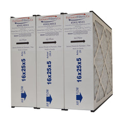 ReservePro 16x25x5 GF 4511 / 4541 16x25x5 MERV 13 for Mac 1400 Air Cleaners. Case of 3. Made by Furnace Filters.Ca