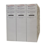 "Honeywell 16x25x4 MERV 8 Model # FC100A1029 Generic. Actual Size 15 15/16"" x 24 7/8"" x 4 3/8."" Case of 3"