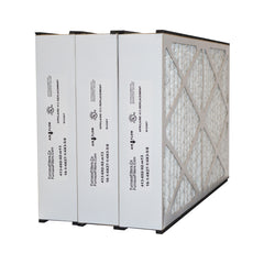 "Aprilaire 413 Model 2410, 2416, 3410, 4400, 1410, 1610, 2410 Retrofit Replacement Box Filter. MERV 13 Rated. Actual Size 16 1/4"" x 27 1/4"" x 3 5/8."" Case of 3 Made in Canada by FurnaceFilters.Ca"